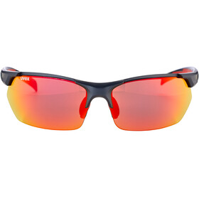UVEX Sportstyle 114 Glasses, grey red/red